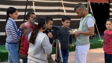 "Photo of عرعرة النقب: مدرسة السلام الوحيدة المشاركة في مشروع ""السينما الداعمة"""