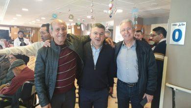 Photo of النائب يوسف جبارين بزيارة لبيت الاباء القطري بالطيبة