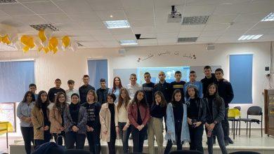 Photo of مدرسة السّلام الإعداديّة الطيبة تستضيف البروفيسور فؤاد عازم