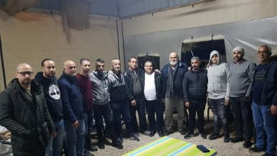 Photo of بيان شجب واستنكار من عائلة سلامة في قلنسوة