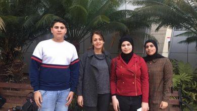 Photo of طلاب عمال الشاملة في الطيبة يشاركون بمسابقة في معهد وايزمان