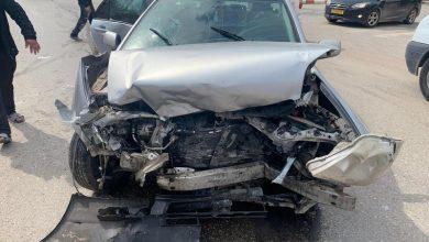 Photo of 5 اصابات في حادث طرق بالقرب من المحكمة الشرعية