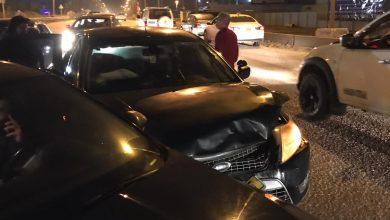 Photo of اصابة طفيفة بحادث طرق على مفترق المنطقة الصناعية