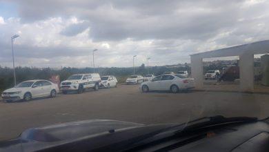 Photo of قوات الشرطة تتاهب في باقة الغربية عقب المظاهرة القطرية