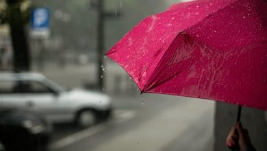 صورة حالة الطقس : فرصة ضعيفة لسقوط أمطار خفيفة فوق بعض المناطق