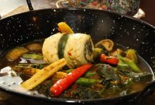 Photo of دجاج بالخضار على الطريقة التايلاندية