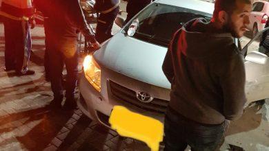 Photo of 3اصابات بحادث طرق في مدينة الطيبة