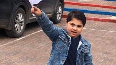 Photo of عمار زميرو صاحب متلازمة السعادة يشارك في التصويت للمرة الثالثة