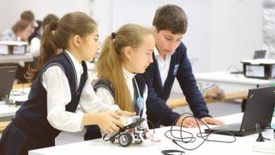 Photo of روبوتات تساعد الأطفال على تعلم البرمجة