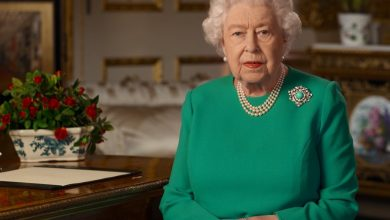 Photo of الملكة إليزابيث: أمامنا أوقات صعبة وسننجح في مواجهة كورونا