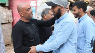 Photo of عقد راية الصلح بين عائلة الشيخ وغزال حاج يحيى وبين عائلة ال عمشة في الطيبة