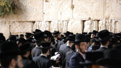 "Photo of انتاج كمامات في اسرائيل تناسب ""لحية"" المتدينين"