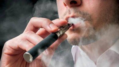 Photo of تدخين السجائر الإلكترونية لفترة وجيزة قد يؤدي إلى مشاكل صحية خطيرة