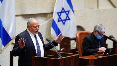 """Photo of ليبرمان يشكك في نوايا نتنياهو بشأن """"الضم"""""""