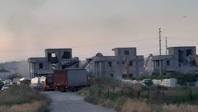 Photo of هدم 3 منازل صباح اليوم في مدينة الطيرة