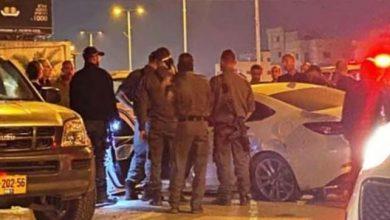 Photo of 3 اصابات بحادث طرق خطير على شارع444 بالطيبة