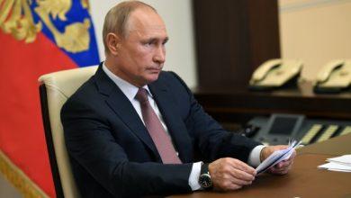 Photo of عباس يتوجه بطلب لبوتين لتنظيم مؤتمر دولي في موسكو لبحث القضية الفلسطينية