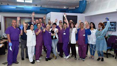 Photo of اغلاق قسم الكورونا في مستشفى الجليل بعد تسريح آخر مريضة