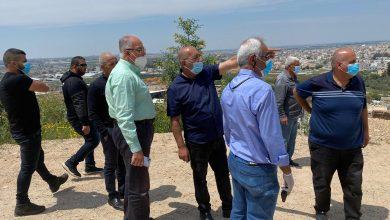 Photo of بلدية الطيبة: جولة معاينة تحضيرا لانطلاق الأعمال في المنطقة الصناعية