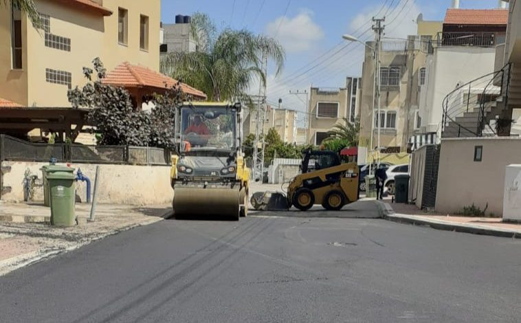 Photo of بلدية الطيبة: أعمال التطوير في المدينة مستمرة