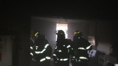 Photo of اندلاع حريق داخل شقة سكنية في الرملة
