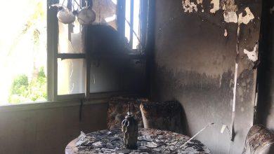 Photo of اندلاع حريق في شقة سكنية بعكا