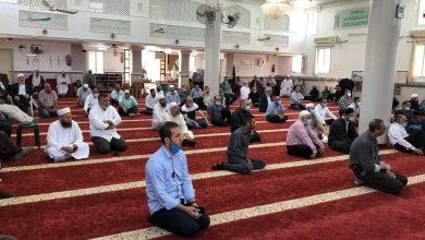 Photo of اجتماع احتجاجي، تضامنا مع إمام مسجد علي في الطيرة