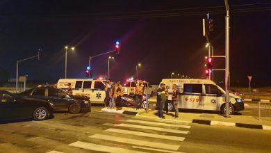Photo of اصابتان بحادث طرق بالقرب من قلنسوة
