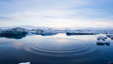 "Photo of ""حرائق تحت الجليد"": ماذا يحدث في القطب الشمالي؟"