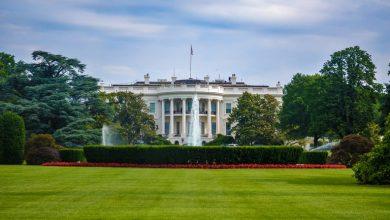 Photo of إغلاق مبنى البيت الأبيض جراء تصاعد الاحتجاجات في امريكا