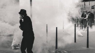 Photo of أ.ف.ب:عمليات نهب وصدامات في الولايات المتحدة على الرغم من منع التجول بعد موت فلويد
