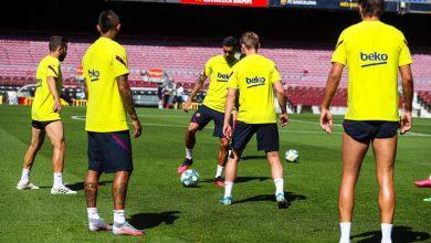 Photo of مواعيد مباريات برشلونة القادمة في الدوري الإسباني