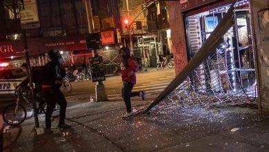 Photo of حظر تجول في نيويورك والاحتجاجات تتصاعد