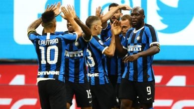Photo of إنتر ميلان يعود لأجواء الدوري الإيطالي بفوز مثير على سامبدوريا