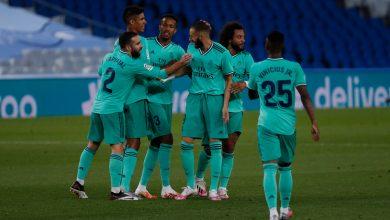 Photo of ريال مدريد ينتزع صدارة الليغا ورقم قياسي لراموس