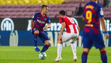 Photo of برشلونة يستعيد صدارة الدوري الإسباني مؤقتاً بفوزٍ شاق على بلباو