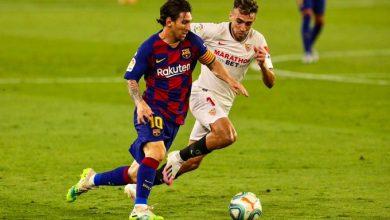 Photo of ميسي يحسم قراره بشأن تمديد عقده مع برشلونة