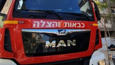 صورة الاطفاء والانقاذ الاسرائيلي يرسل وفدًا خاصًا للمساعدة في اخماد الحرائق الهائلة في كاليفورنيا