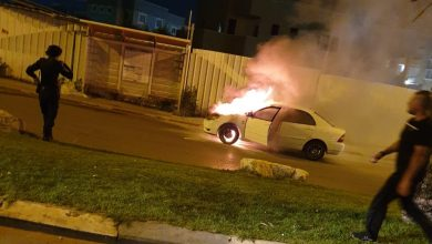 Photo of اندلاع حريق في سيارة بالطيبة