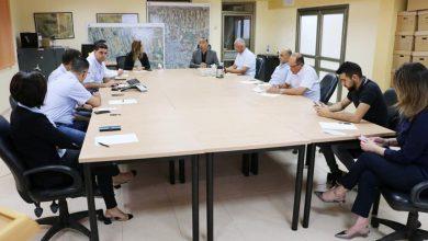"""Photo of النائب صالح في زيارة إلى """"مياهكم"""" الذي يضم عدة قرى من الجليل الأسفل"""