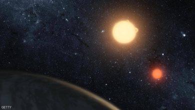 "Photo of علماء يرصدون كوكبين عملاقين يؤديان ""رقصة الجاذبية"""