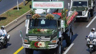 Photo of الجزائر تودع الشهداء العائدين