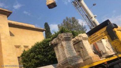 """Photo of وزارة الثقافة اللبنانية توضح حقيقة """"فيديو نقل الآثار"""""""