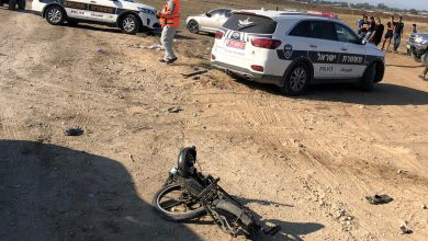 Photo of إصابة متوسطة لفتى خلال حادث بين مركبة ودراجة هوائية