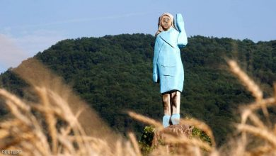 Photo of حتى سيدة أميركا الأولى لم تسلم..مجهولون يحرقون تمثال ميلانيا