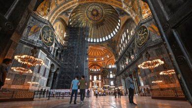Photo of الشؤون الدينية التركية: هذا ما سنفعله بالصور غير الاسلامية في آيا صوفيا