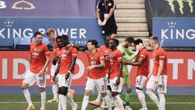 Photo of مانشستر يونايتد يخطف بطاقة دوري أبطال أوروبا بإسقاط ليستر سيتي