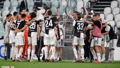 Photo of يوفنتوس يحقق لقب الدوري الإيطالي التاسع على التوالي