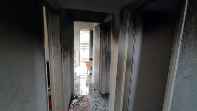 Photo of الرملة: طواقم الاطفاء تعمل على اخماد حريق في شقة سكنية
