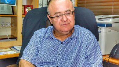 صورة رئيس بلدية الطيرة: الطيرة تتحوّل من الشارة الحمراء إلى اللون البُرتقالي